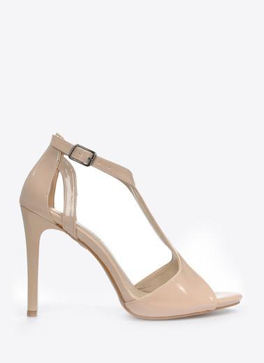 Vizon Ayakkabı Ayakkabı Bej